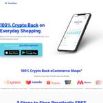 50% of eBay Spent, 100% of AliExpress Spent Returned as SG Coins (US$10,000 Cap) @ SocialGood App