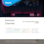 Free Vibe Pack with 11 Channels in September - Was $6 @ Fetch TV (Fetch TV Box Required)