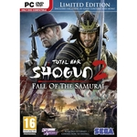 Total War Shogun 2: Fall of The Samurai Limited Edition $25