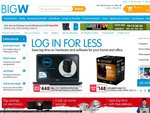 Get $15 off $200/ $30 off $300 or More Online at BIG W & Other Codes