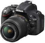 Nikon D5200 DSLR SINGLE Lens Kit 18-55mm VR Lens 24.1MP $879 Including Delivery Overseas Stock