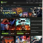 Capcom Sale at GMG, Dead Rising 2, DR2: Off the Record, SSF4 -$14 Dark Void Zero - $1.75 + MORE!