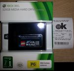 320GB Hard Drive for Xbox 360 S with Lego Star Wars $99 at Kmart