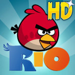 Angry Birds Rio and Angry Birds Rio HD for iOS - Free