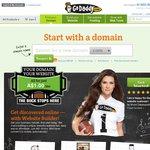 GoDaddy 50% OFF New Web Hosting Plans
