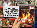 $29 Dragon's Dogma: Dark Arisen Preorder EB Games *Perth, CBD STORE ONLY*