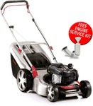 """18"""" Petrol Lawn Mower - Now $399 + Shipping Save $129.95 AL-KO 470B- Alkogarden.com.au"""