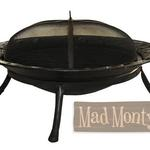 "40% off Heavy Cast Iron 30"" Round Firepit from Mad Monty's in Bayswater, Vic. $167.40 + Free P/U"