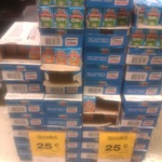 Cottee's Cordial Boxes $0.25 Each at Woolies