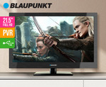 "[COTD] Blaupunkt 21.5"" 12V/240V FullHD TV $130+pp USB PVR & Play, Gr8 for Bedroom/Caravan/Yacht"