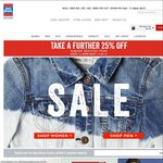 Just Jeans - Take a Further 25% off Already Reduced Items + Extra 15% off