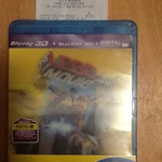 The Lego Movie 3D/2D/UV Blu Ray $25 in Store at Big W