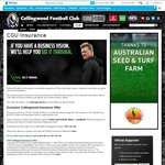 10% Discount on CGU Insurance for Collingwood Football Club Supporters (Free to Join)