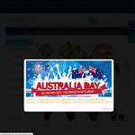 Australia Day Special- 26% Discount on All Products PLUS Free Shipping @ AuWebShop