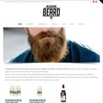 Autumn Sale: 15% off Beard Oils Campfire, Warm Coffee & Fresh Woods Scents @ Melbourne Beard Oil