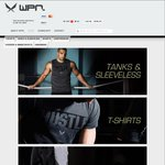 WPN. Mens Sports Wear - March Madness Sale - 20% OFF Tanks