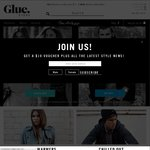 Glue Store - 20% off Full Price Items (No Minimum Spend)