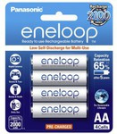 Panasonic Eneloop Rechargeable AA/AAA 4 Pack $11.32, 8 Pack $19.98 @ Dick Smith