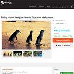 Penguin Parade from Melbourne - $75 Adult Entry ($40 off) @ Backpacker Deals
