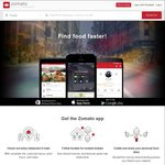 Zomato $10 off Food Order (Order Though Mobile App)