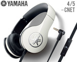 Yamaha HPH-Pro 300 Audiophile Headphones (White) - $39.60 Delivered - COTD (Club Catch & Visa Checkout)
