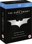 The Dark Knight Trilogy Blu-Ray £9.53 (~ AUD $20) Delivered @ Zavvi
