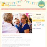 Free Ticket to Baby and Toddler Show (BNE/MEL)