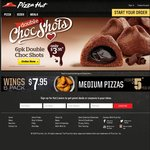Pizza Hut - 2 Pizzas + 2 Sides for $29 Delivered