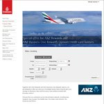 Emirates – 5% Saver/8% Flex Promo Code (Expires Mar 18)