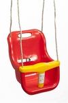 Bunnings Warehouse Maribyrnong (VIC) - Yellow or Orange Plastic Baby Swing $10 (Was $28.79)