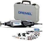 Dremel 4000 Rotary Tool Kit $159.20 (Was $199) @ Masters