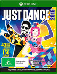 Just Dance 2016 for Xbox One, Wii U, and Wii - $17 at Target (in Store and Online)