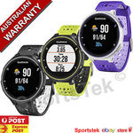 Garmin Forerunner 230 $279 @ Sportstek eBay + FR235 $331 @ Highly Tuned Athletes eBay