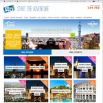 Eurail Passes 20% Discount + Free Lonely Planet eBook