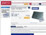 New Kincrome Aluminium Upright Tool Box $129.95  - Free Delivery