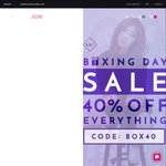 K-Beauty Now | 40% off EVERYTHING (Boxing Day Sale)
