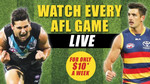 Foxtel Play Footy Pass + Lifestyle Channels + Digital Subscription to Various Newspapers (Advertiser, Daily Tele etc.) $10/Week