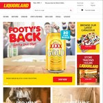 Free Shipping Today Only @ Liquorland Online - Min. Spend $20