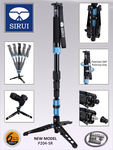 Sirui P-204SR Pro Monopod Alloy [20 Only, 6 Yr Aus Wty, Save $100] $188 Delivered @ SellingOutSoon Video & Camera Photography