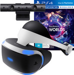 PlayStation VR + PS4 Camera + VR Worlds - $444.91 Delivered @ EB Games eBay