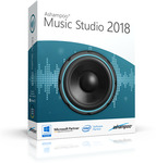 Ashampoo Music Studio 2018 100% Discount @SharewareonSale (Worth $19.99)