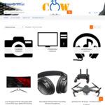 Sennheiser PXC550 $386.10, GoPro Hero 6 $625.50, DJI Mavic Pro Fly More Combo $1620 Delivered + MORE @ C.o.w