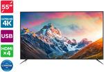 "Kogan - 55"" 4K LED TV (Series 8 KU8000) $499 + Delivery, Was $629 - You Save $130 (20%)"