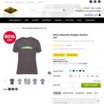 T-Shirt for $11.99ea Shipped @ Mountain Designs