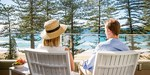 [NSW] $159 for 2:  4-Star Beachside Hotel Inc Wine & Late Checkout @ Novotel Sydney Manly, 60% off Via Travelzoo