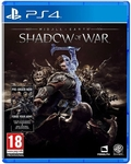 Middle Earth Shadow of War PS4 Game $28.99 ($1.99 Delivery, or Free Delivery over $50) at OzGameShop
