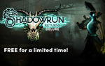 [PC] Free Shadowrun Returns Deluxe Steam @ Humble Bundle