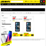 Google Pixel 2 XL 128GB $1199 ($350 OFF RRP) @ JB Hi-Fi (Click and Collect Only)