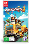[Switch] Overcooked 2 (Physical Copy) $49 @ Big W