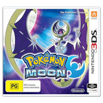 [3DS] Pokemon Moon $20 (Was $39) @ Target (in-Store Only)